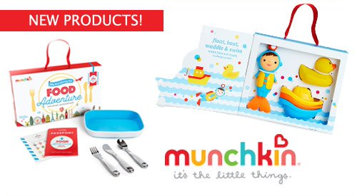 Munchkin Nursery Products Supplier