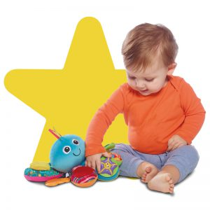 Great Deal! 5% OFF Lamaze Toys!