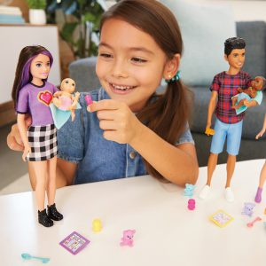 Brand New Dolls and Accessories from Barbie