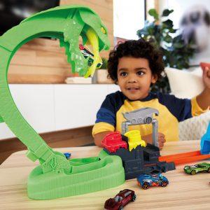 Fantastic Activity Toys from Hot Wheels and Mega Bloks