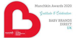 Baby Brands Direct Win Munchkin Global Distributor Award