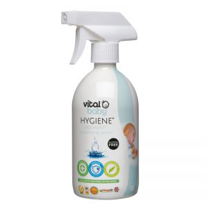 Hygiene Essentials from Milton and Vital Baby