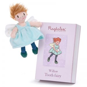 #WhyStockIt?: Ragtales Fairy Tales Tooth Fairy Dolls