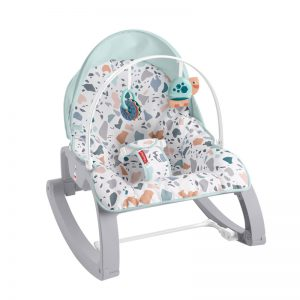 Win a Free Fisher-Price Terrazzo Deluxe Infant to Toddler Rocker (SRP £84.99)