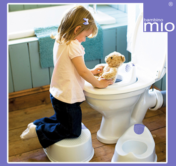 #ABCs of Potty Training with Bambino Mio