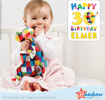 Elmer's 30th Anniversary Celebrations Driving Demand
