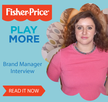 Fisher-Price Brand Manager #Interview