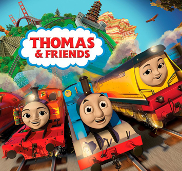 Thomas & Friends Support's Children In Need and Series 23 will Air in 2019