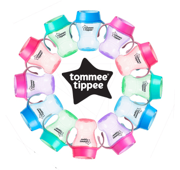 Tommee Tippee's #ABCs of Cups