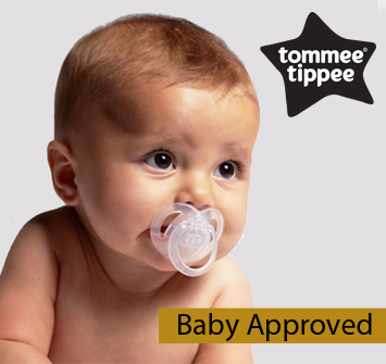 Tommee Tippee's #ABCs of Soothers