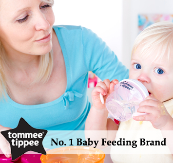 Tommee Tippee's Reseach on the Cost of Toddler Cup Spills