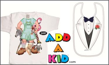 Just Add A Kid