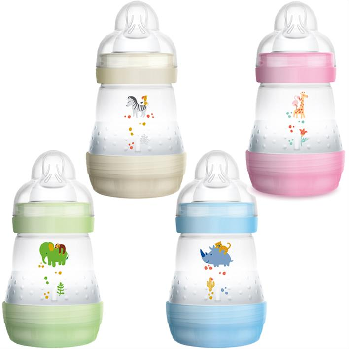 Confident Philips Avent 125ml Natural Feeding Bottle Bpa Free Let Our Commodities Go To The World clear