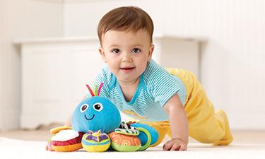 Activity Plush Toys
