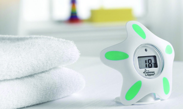 Bath and Room Thermometers