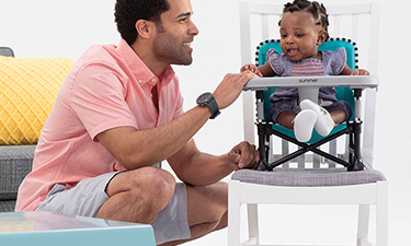 Boosters, Seats & Highchairs