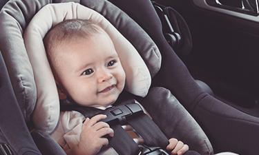 Car & Pram Seat Inserts