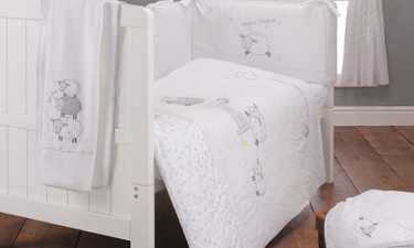 Crib, Cot & Bed Sets