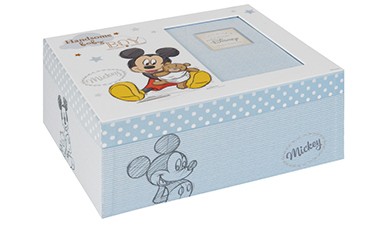 Keepsake Storage Boxes