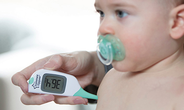 Monitors, Thermometers & Humidifiers