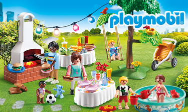Playmobil Figures and Playsets