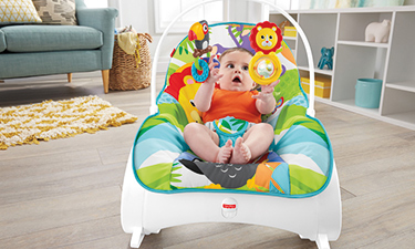 Rockers to Toddler Seats