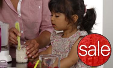 *Savings* on Baby Feeding