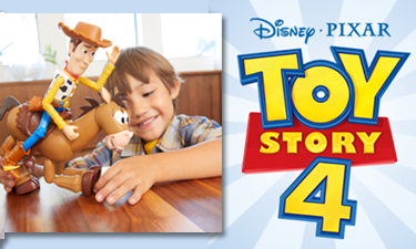 Toy Story 4 Figures and Playsets