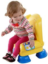 Baby products distributor of Fisher-Price Laugh & Learn Smart Stages Chair Yellow