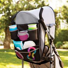 Back Seat and Pushchair Organiser