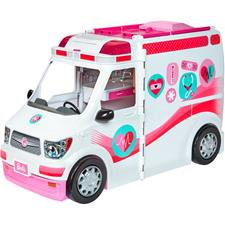 Distributor of Barbie Large Medical Rescue Vehicle