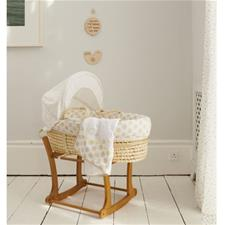 Mothercare Bear & Friend Moses Basket