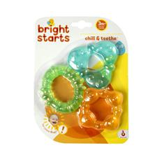 Distributor of Bright Starts Chill & Teethe Teether Set