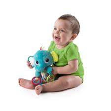 Distributor of Bright Starts Explore & Cuddle Elephant