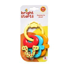 Bright Starts License to Drool Teether Keys