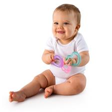 Distributor of Bright Starts Pretty in Pink Chill N Teether