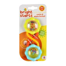 Wholesale of Bright Starts Rattle and Shake Barbell
