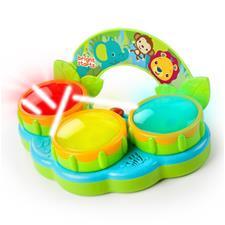Bright Starts Safari Beats Drum Kit