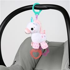 Baby products wholesaler of Bright Starts Sparkle N Shine Unicorn