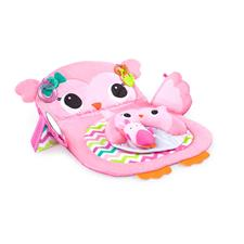 Distributor of Bright Starts Tummy Time Prop and Play Owl