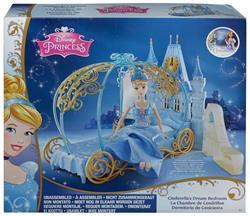 Cinderella's Bedroom