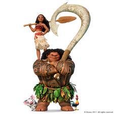 Disney Moana Soft Toy 8