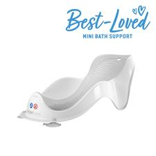 Distributor of Angelcare Soft-Touch Mini Baby Bath Support Grey