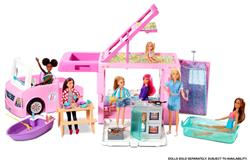 Distributor of Barbie 3 in 1 Dream Camper