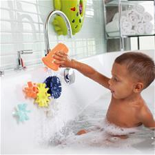 Distributor of Boon COGS Building Bath Toy Set 5Pk