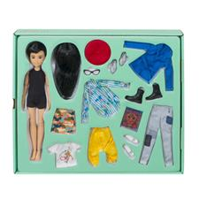 Distributor of Creatable World Deluxe Character Doll with Black Hair