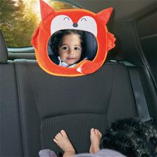Distributor of Diono Easy View Mirror Fox