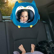 Distributor of Diono Easy View Mirror Owl