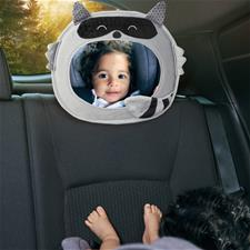 Distributor of Diono Easy View Mirror Raccoon