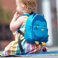 Distributor of Diono Safety Reins & Backpack Owl